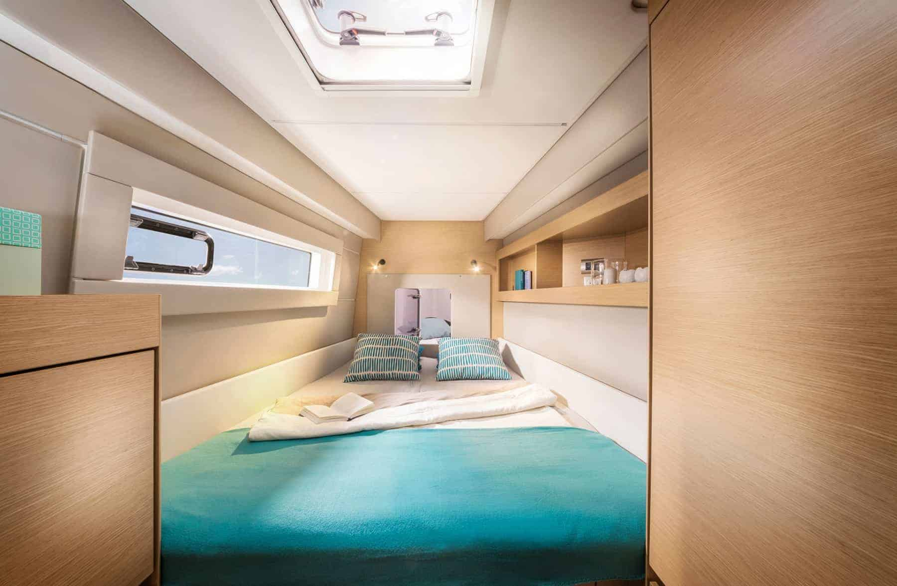 Bavaria-Nautitech-46-interior-cabin-1-charter-ownership-yacht