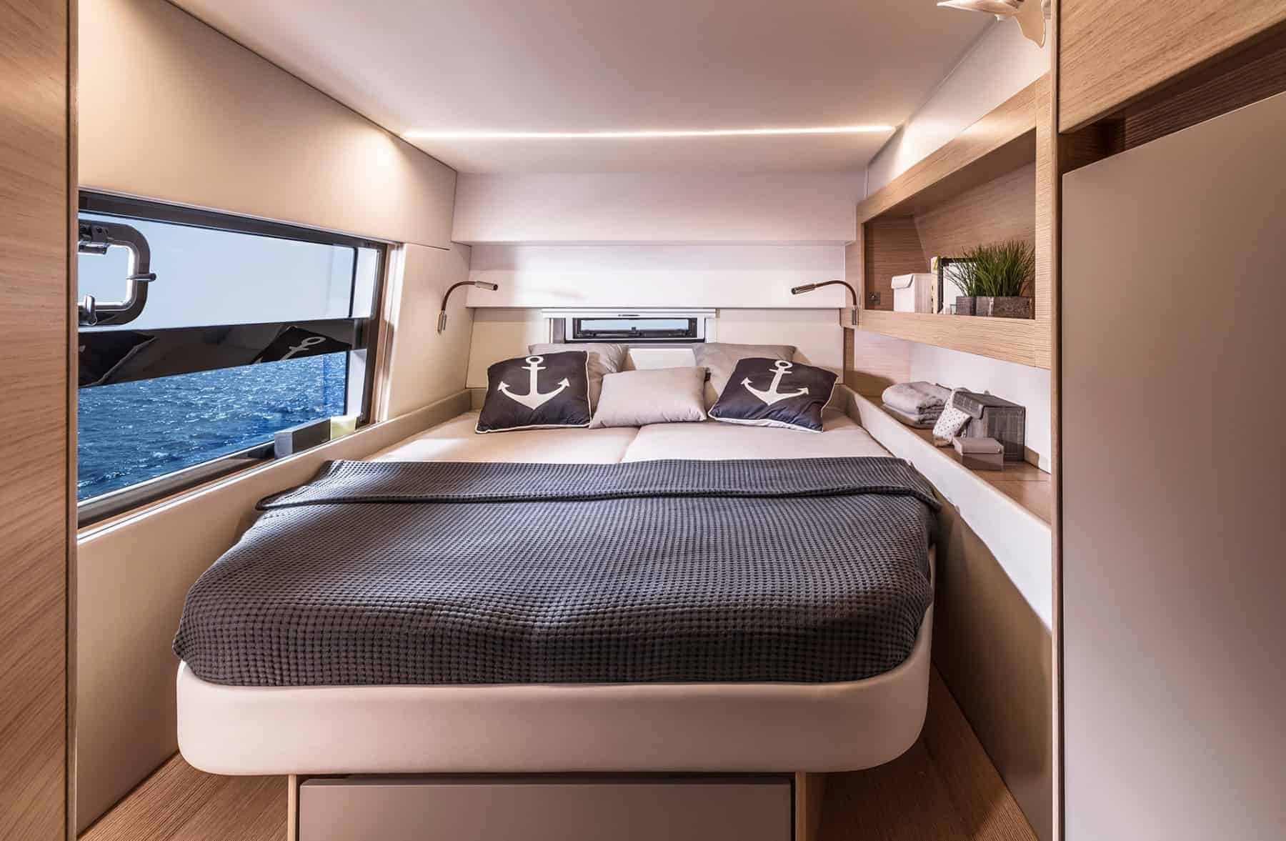 Bavaria-Nautitech-47-power-interior-cabin-3-charter-ownership-yacht