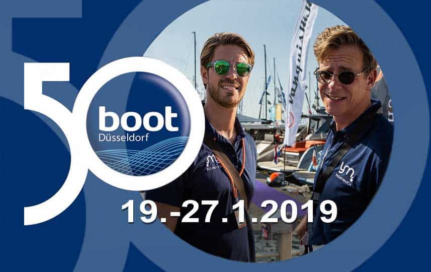 Boot 2019 – Stay informed with Yacht-Match