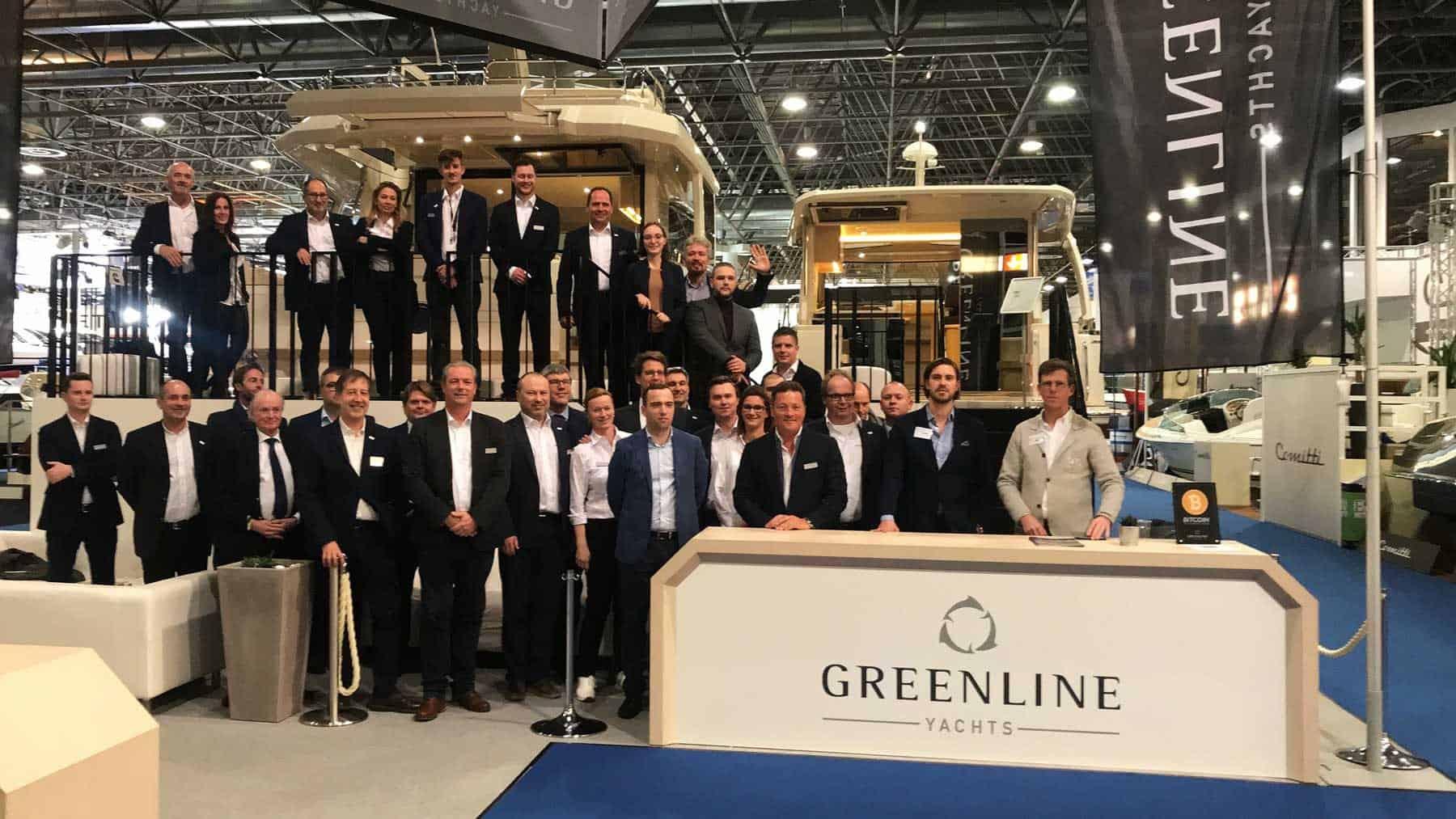 Dusseldof-Greenline-Yacht-Match