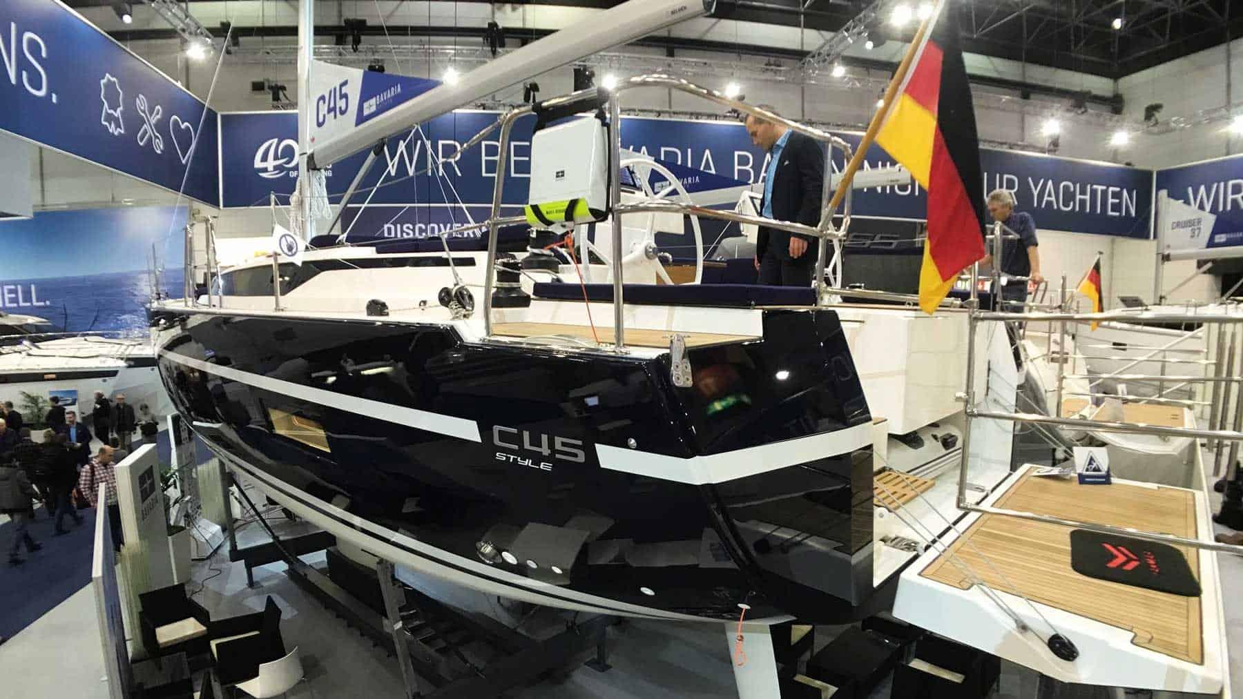 Dusseldorf-Boat-German-Yacht-Match