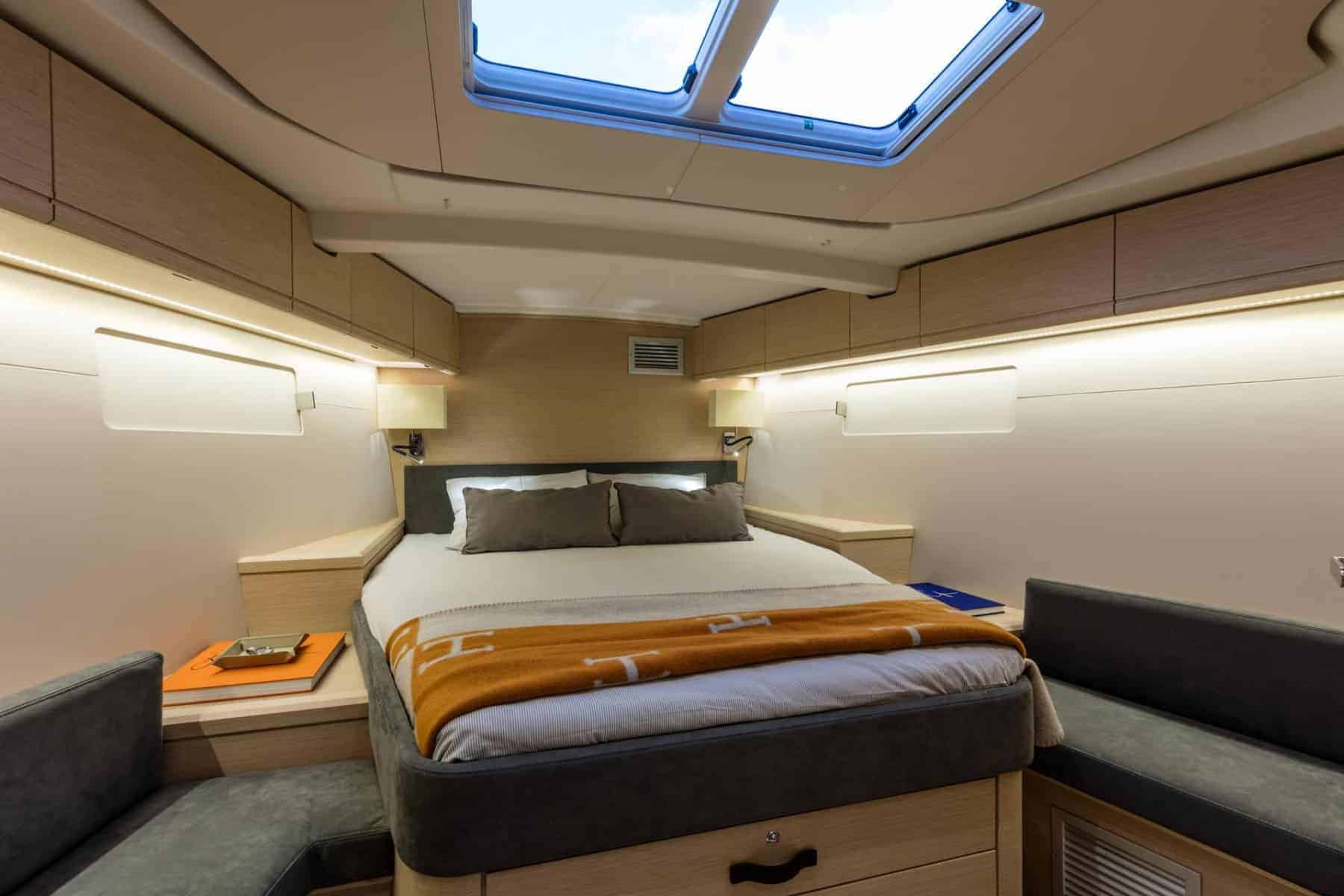 Jeanneau-51-interior-cabin-1-charter-ownership-yacht