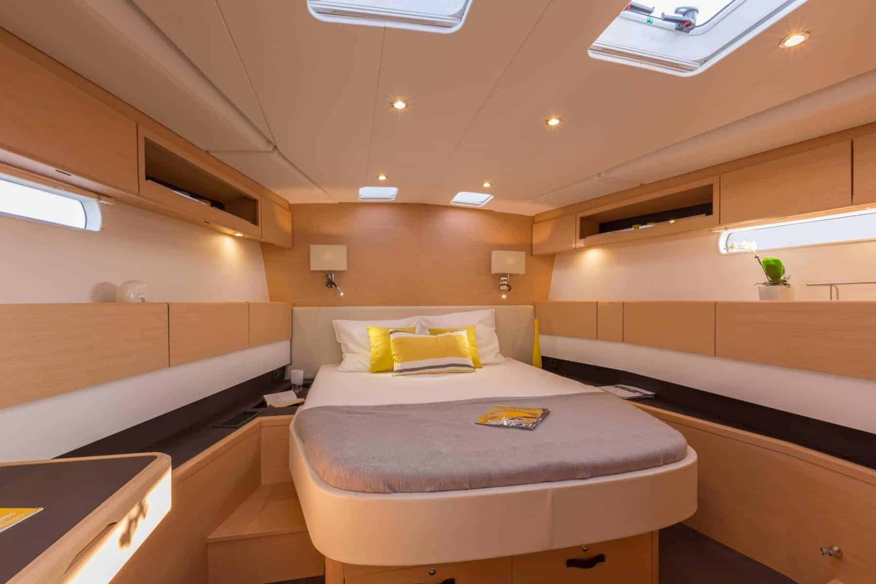 Jeanneau-58-interior-cabin-1-charter-ownership-yacht