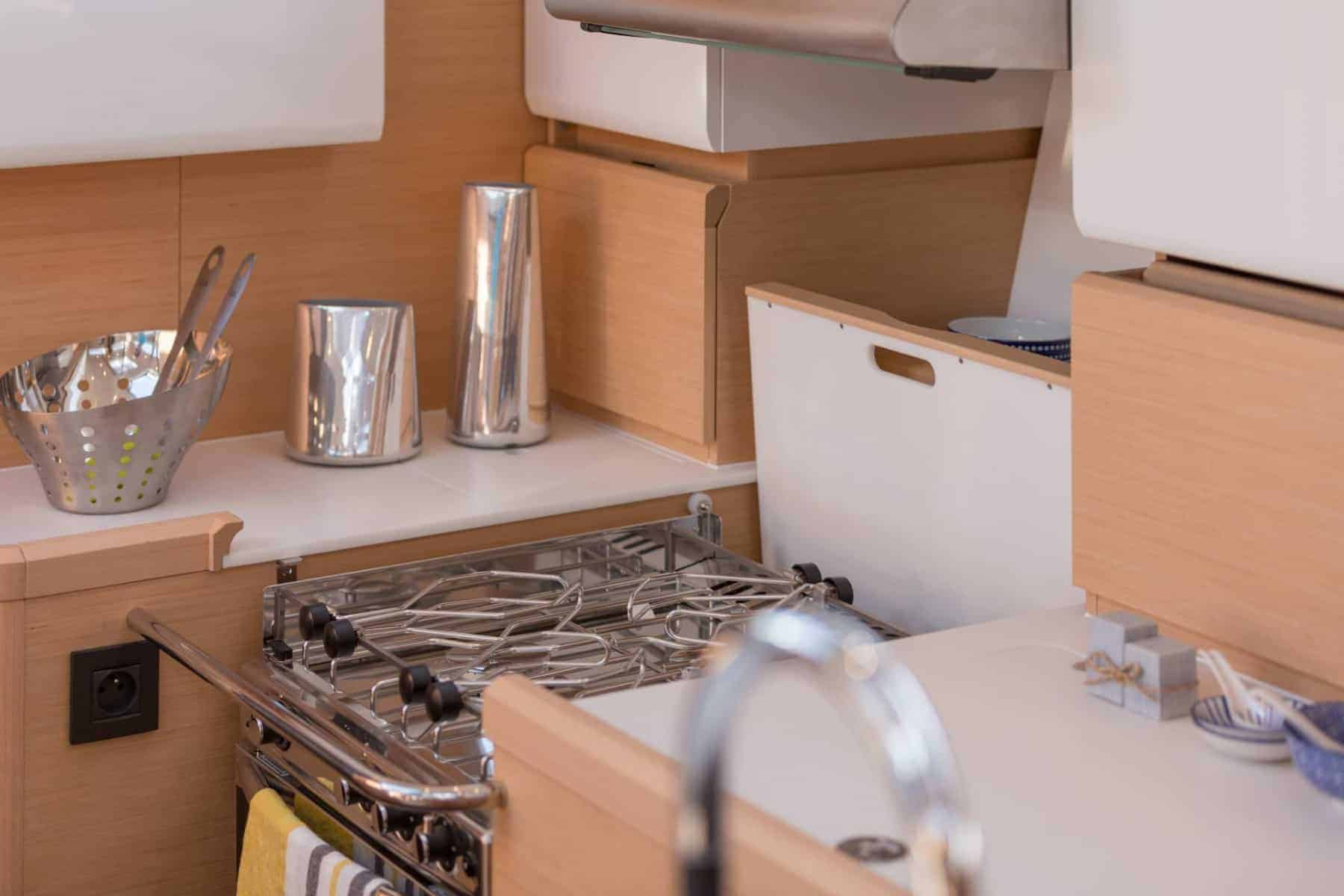 Jeanneau-58-interior-galley-1-charter-ownership-yacht