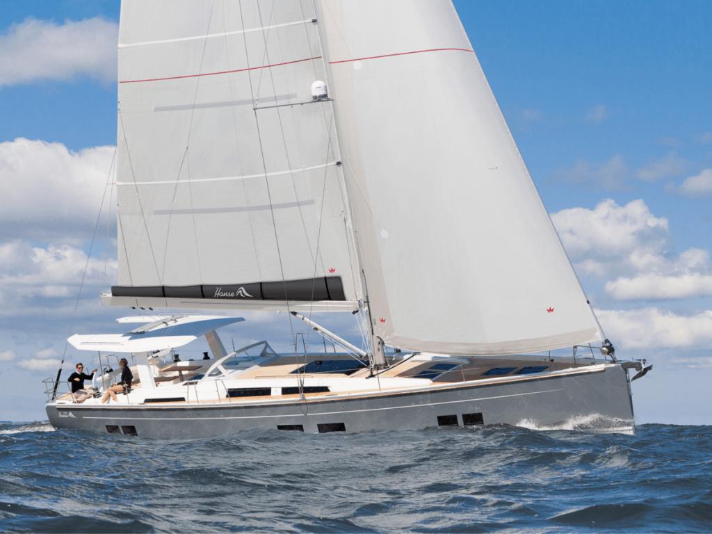 Hanse 588 Yacht-Match charter ownership