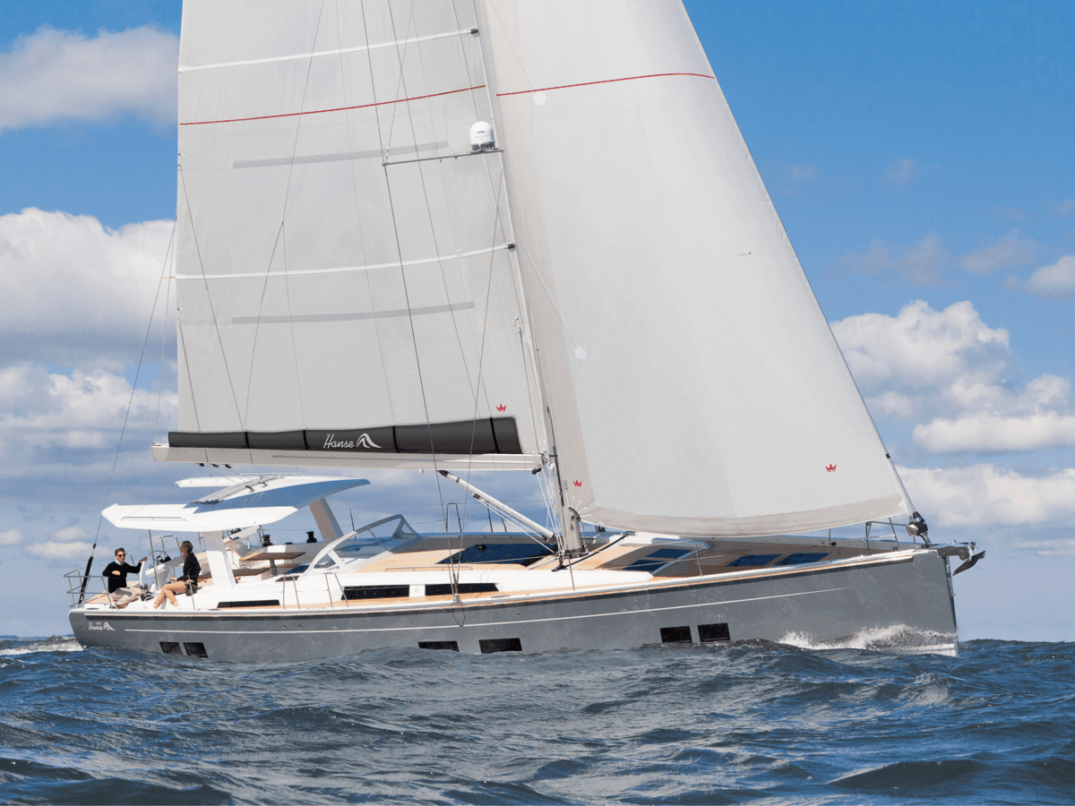 Hanse 588 Yacht-Match charter ownership