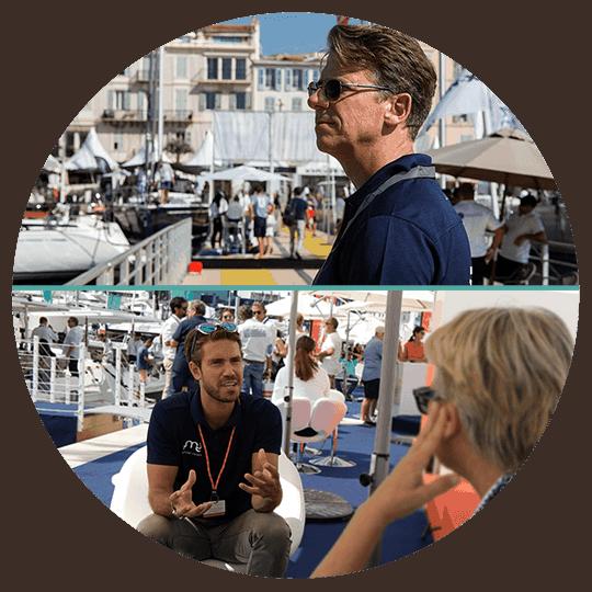 Yacht Match giving explaining why choose yacht charter fleet operators