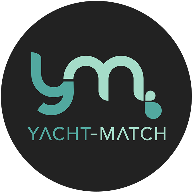 Yacht Match logo - Helps you to find the best charter ownership program