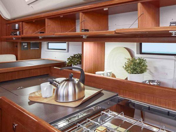 Bavaria-Cruiser-51-interior-galley-charter-ownership-yacht