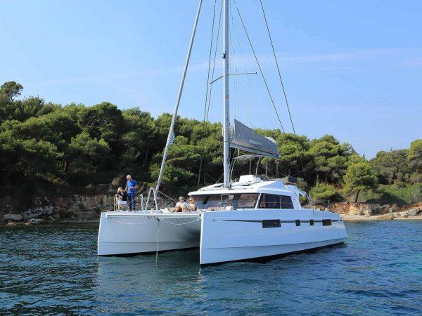 Bavaria-Nautitech-46-fly-exterior-1-charter-ownership-yacht