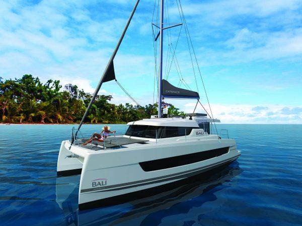 Bali Catspace Sail Yacht-Match