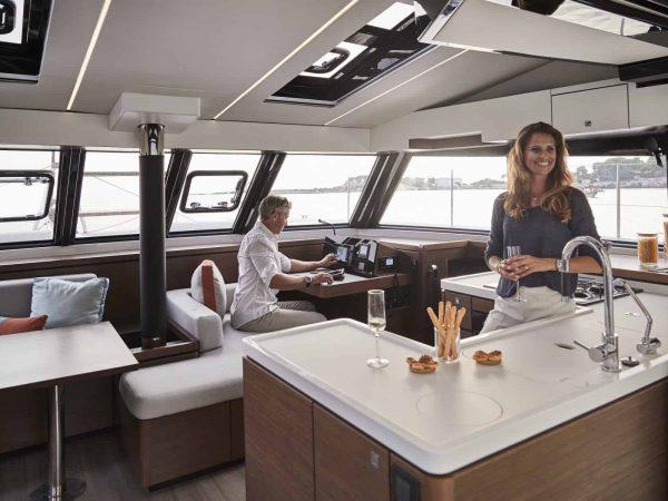 Bavaria-Nautitech-46-interior-galley-1-charter-ownership-yacht