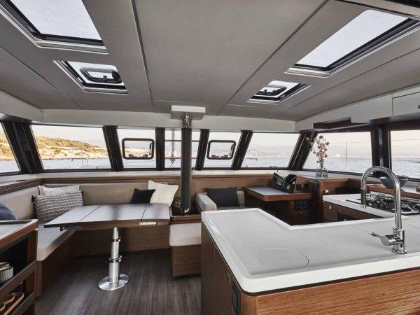 Bavaria-Nautitech-46-fly-interior-saloon-2-charter-ownership-yacht