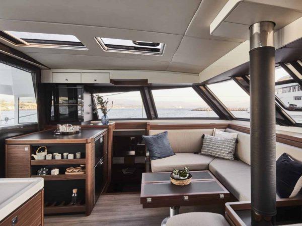 Bavaria-Nautitech-46-fly-interior-saloon-3-charter-ownership-yacht
