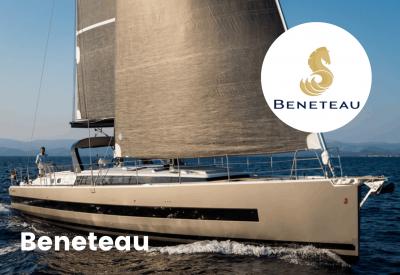 Beneteau Logo with boat