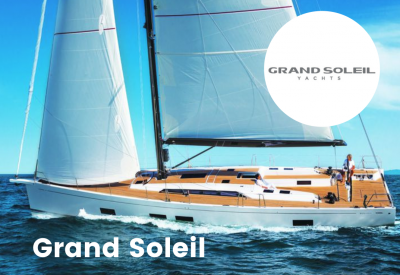 grand soleil with logo