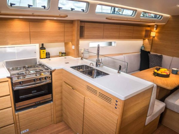 X-Yachts X46 8