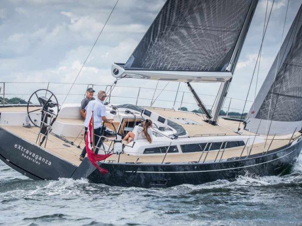 X-Yachts X46 sailing charter