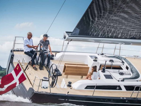 X-Yachts X46 sailing performance
