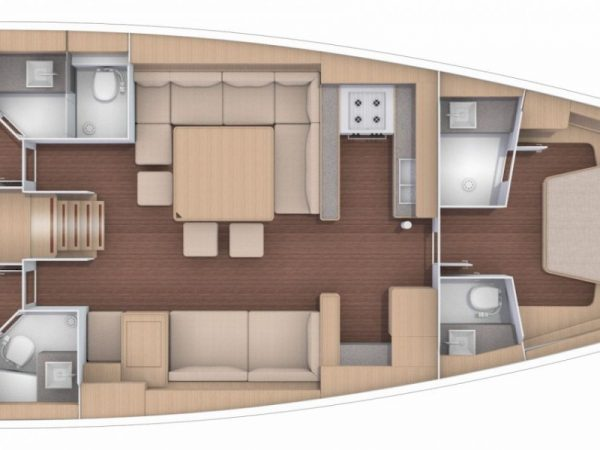 dufour exclusive 56 layout2
