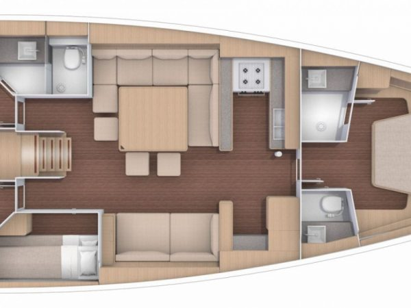 dufour exclusive 56 layout3