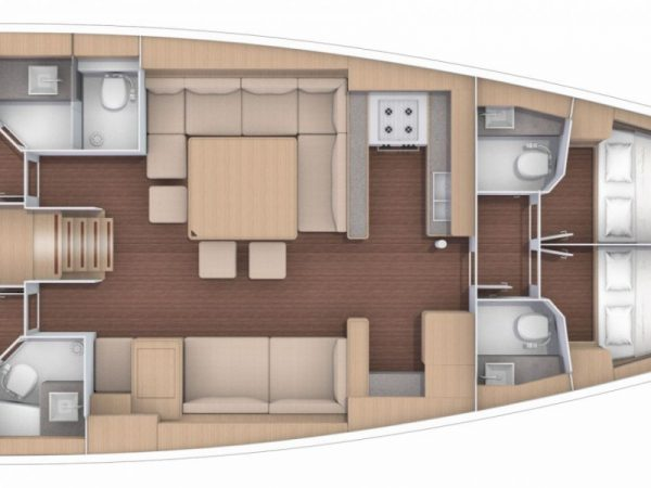 dufour exclusive 56 layout4