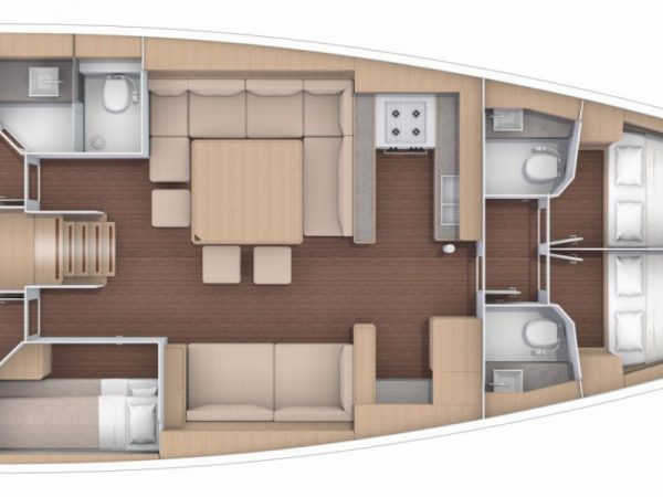 dufour exclusive 56 layout5