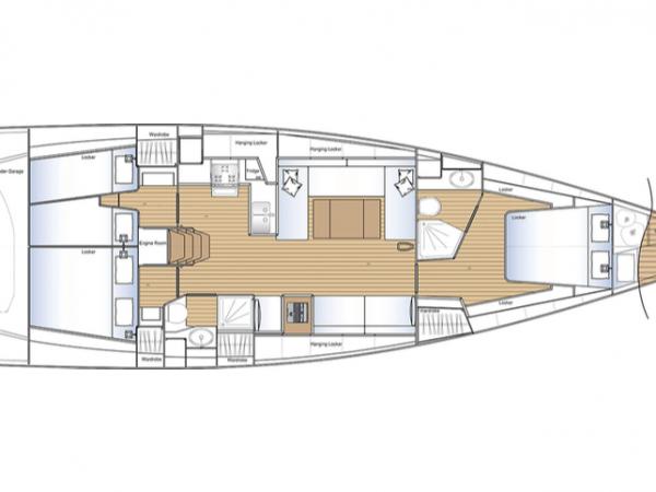 Solaris 50 layout